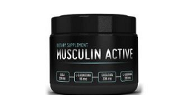 Musculin Active – opinie – cena